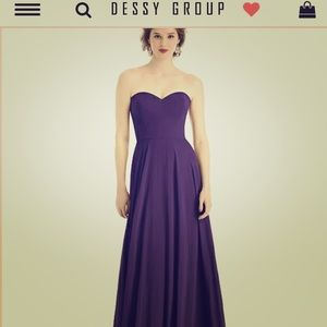 Prom Dress #RoyalPurple